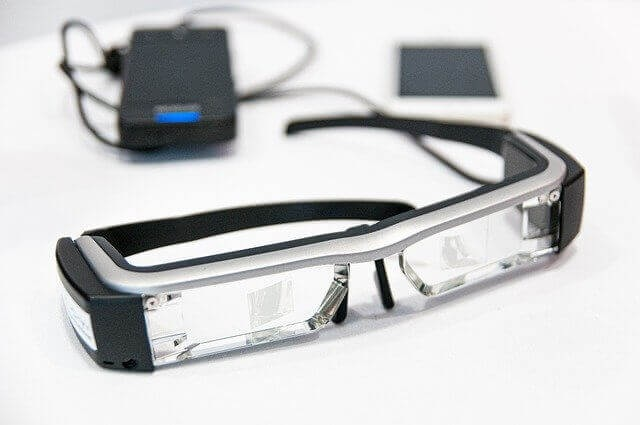 Google glass technology